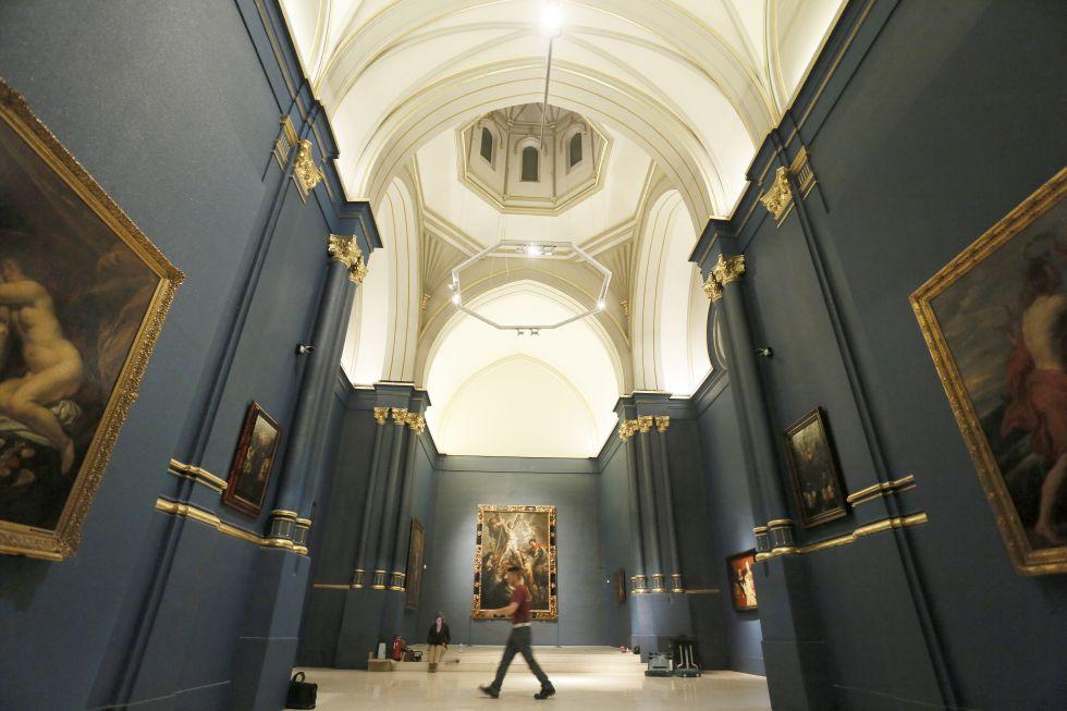 Rubens se muda al centro de Madrid 1414778054_934671_1414778710_sumario_grande