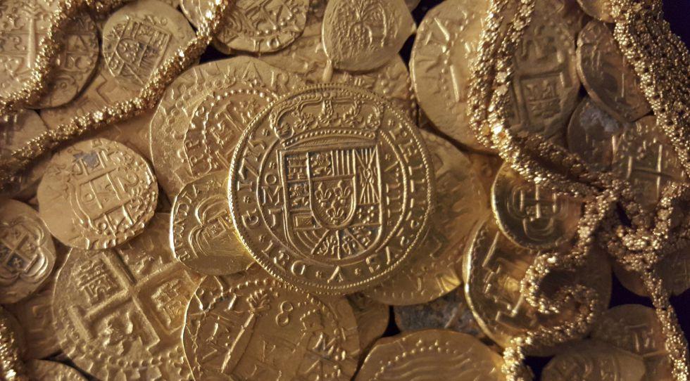 Hallado en Florida un tesoro de un barco español hundido en 1715 1438068072_484741_1438068509_noticia_grande
