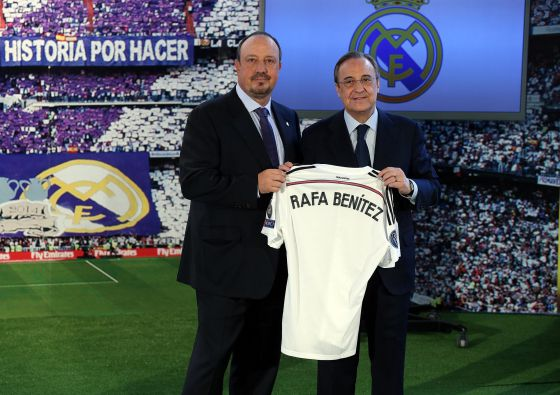 ¿Cuánto mide Rafa Benítez? - Altura - Real height 1433234641_907869_1433334550_noticia_normal