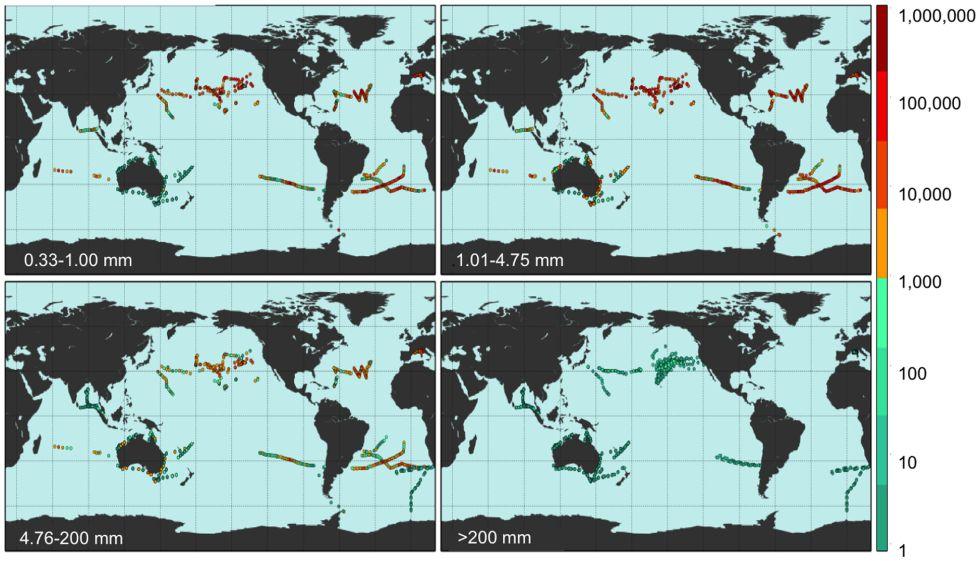 """Basura de plásticos, microplásticos: """"amenaza tóxica para la vida"""" marina. [vídeo] 1418233815_012577_1418238114_sumario_grande"""