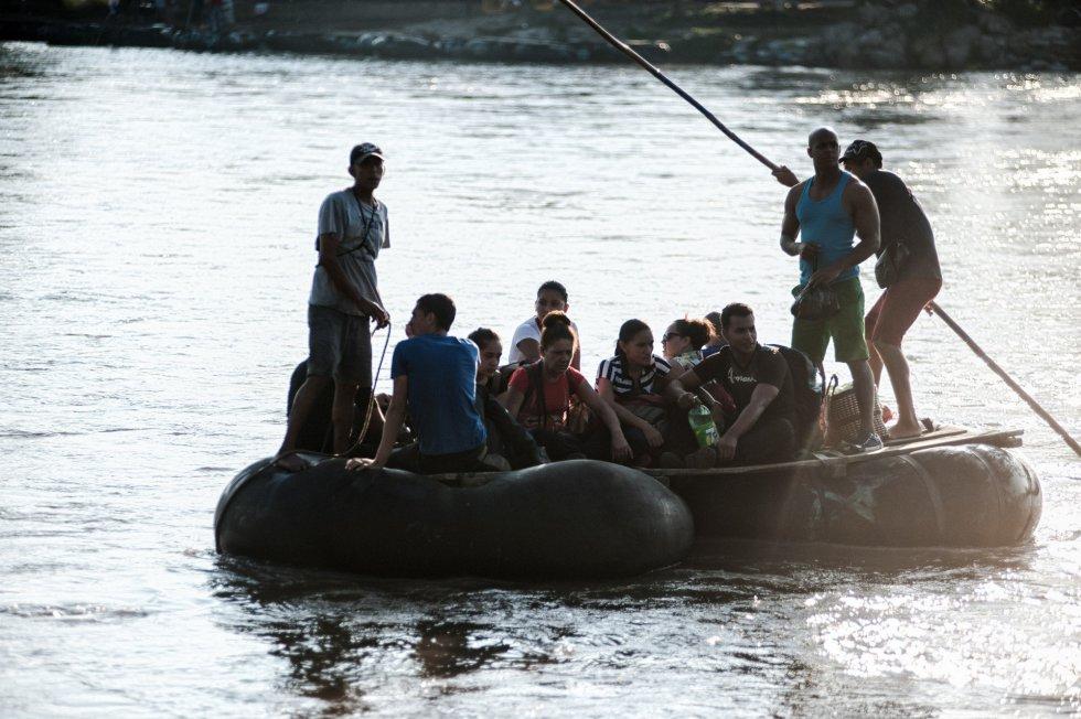 Más trabajadoras y trabajadores migrantes en Latinoamérica 1446652414_795654_1446653097_album_normal
