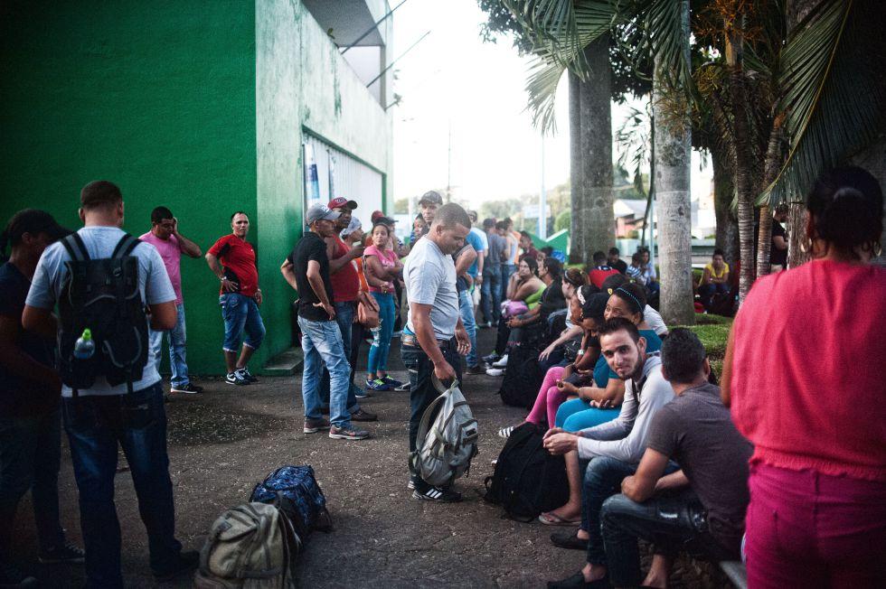 Más trabajadoras y trabajadores migrantes en Latinoamérica 1446652414_795654_1446653717_album_normal