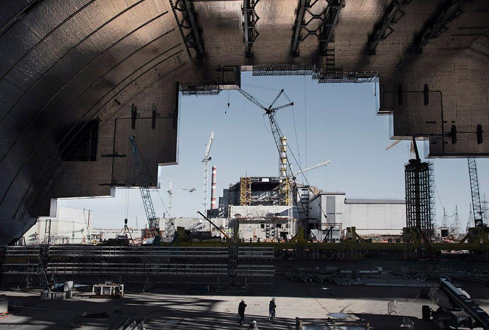Chernóbil, radiactividad nuclear décadas después [infografía animada]. 1457523000_281870_1457866494_album_normal