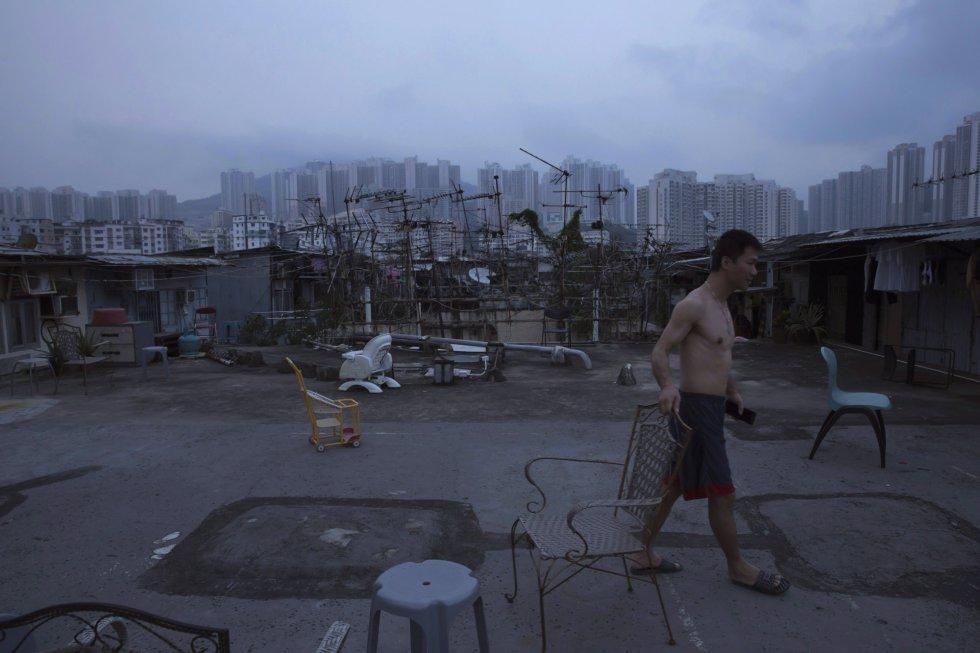 Hong Kong: Viviendo en jaulas... más de 100.000 personas. 1494401460_495526_1494401594_album_normal
