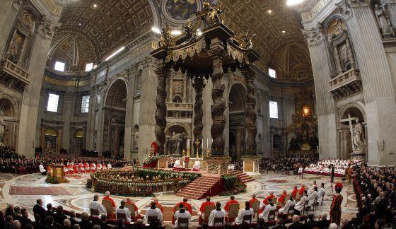 Católico materialismo. Religión e intereses económicos  y  capitalistas 1329600292_875390_1329600674_noticia_normal
