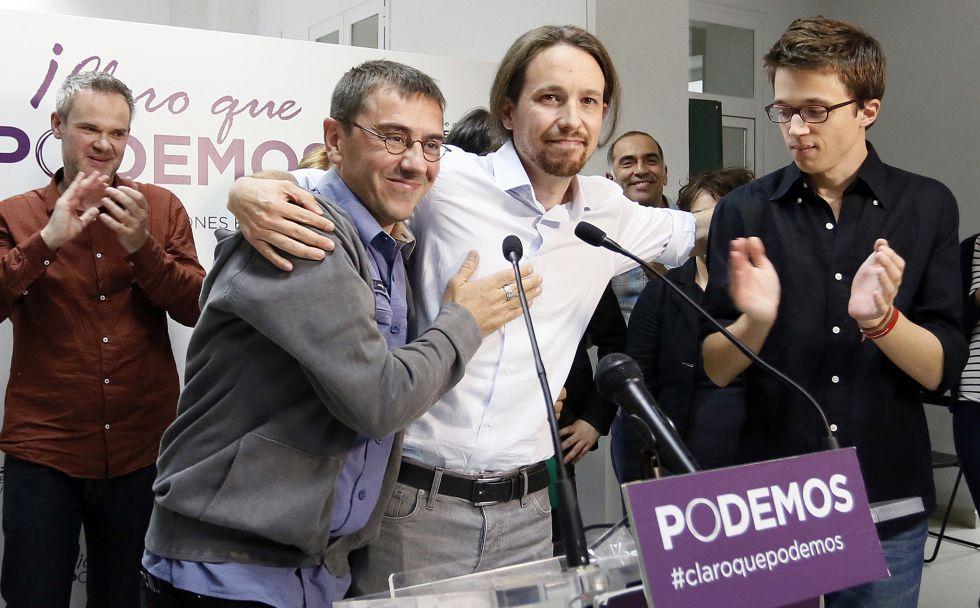 Podemos,  UP,  Convergencias...  Pablo Iglesias: «Echo en falta cierto patriotismo en la política española» - Página 2 1403039351_862188_1403077783_noticia_grande