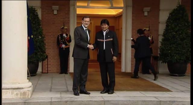 ¿Cuánto mide Evo Morales? - Altura - Real height 1378196182_846308_28880000_fotograma_5