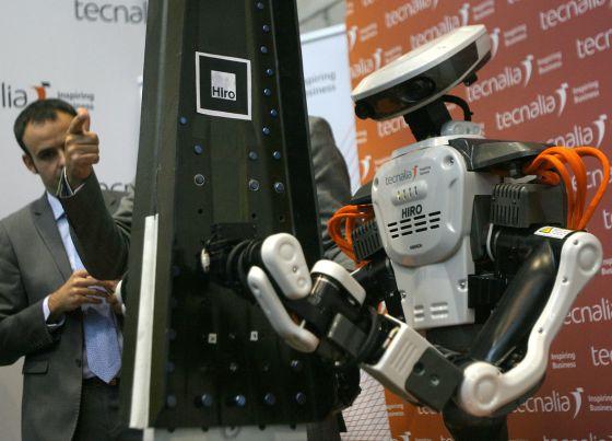 Automatizacion industrial y en otros sectores económicos. 1337627831_746665_1337627942_noticia_normal