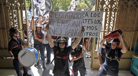 Las fuerzas de seguridad se rebelan contra los recortes 1343044377_281893_1343045101_noticia_normal