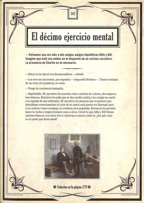 Conviertete en detective siguiendo los pasos de Sherlock Holmes (V y VI) 1347010686_668052_1347010729_sumario_normal