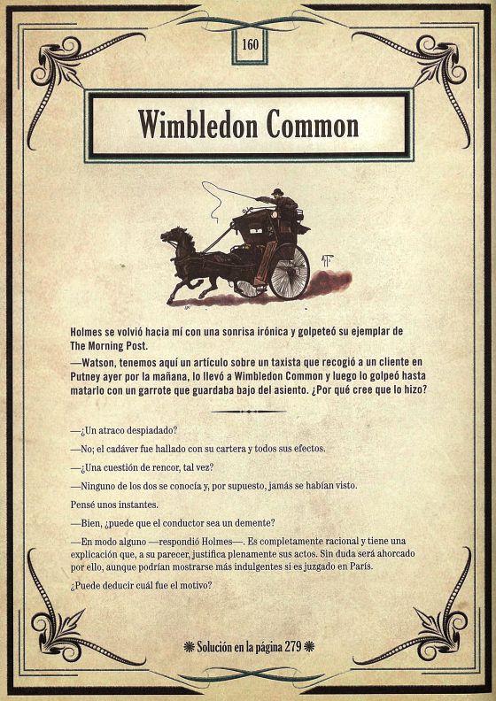 Conviertete en detective siguiendo los pasos de Sherlock Holmes (V y VI) 1347010906_076107_1347010951_sumario_normal