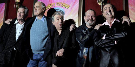 Los Monty Python, a escena de nuevo después de 30 años 1384865643_117556_1384866073_noticia_normal