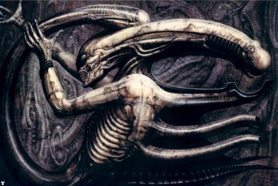 Muere Hans Ruedi Gieger, el creador de Alien 1399980511_406084_1400009032_sumario_normal