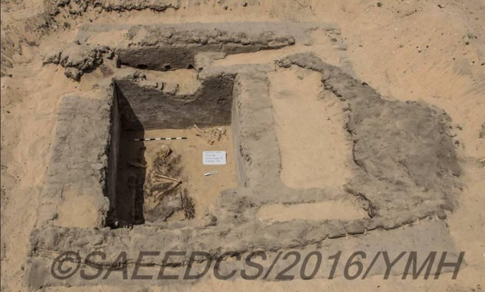 Descubierta una ciudad egipcia de más de 5.000 años 1480010785_302333_1480012147_sumario_normal