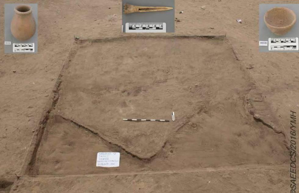 Descubierta una ciudad egipcia de más de 5.000 años 1480010785_302333_1480012533_sumario_normal