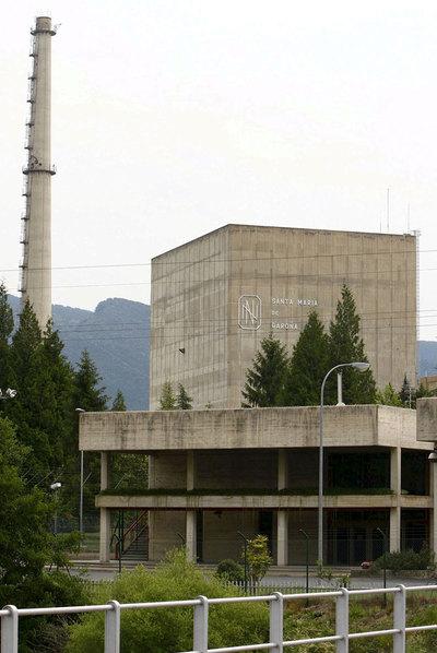 Central nuclear de Garoña. [Energía] 1299970807_850215_0000000000_sumario_normal