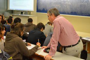 Aún hay clases en la Universidad en España. 1446206875_723926_1446207717_sumario_normal