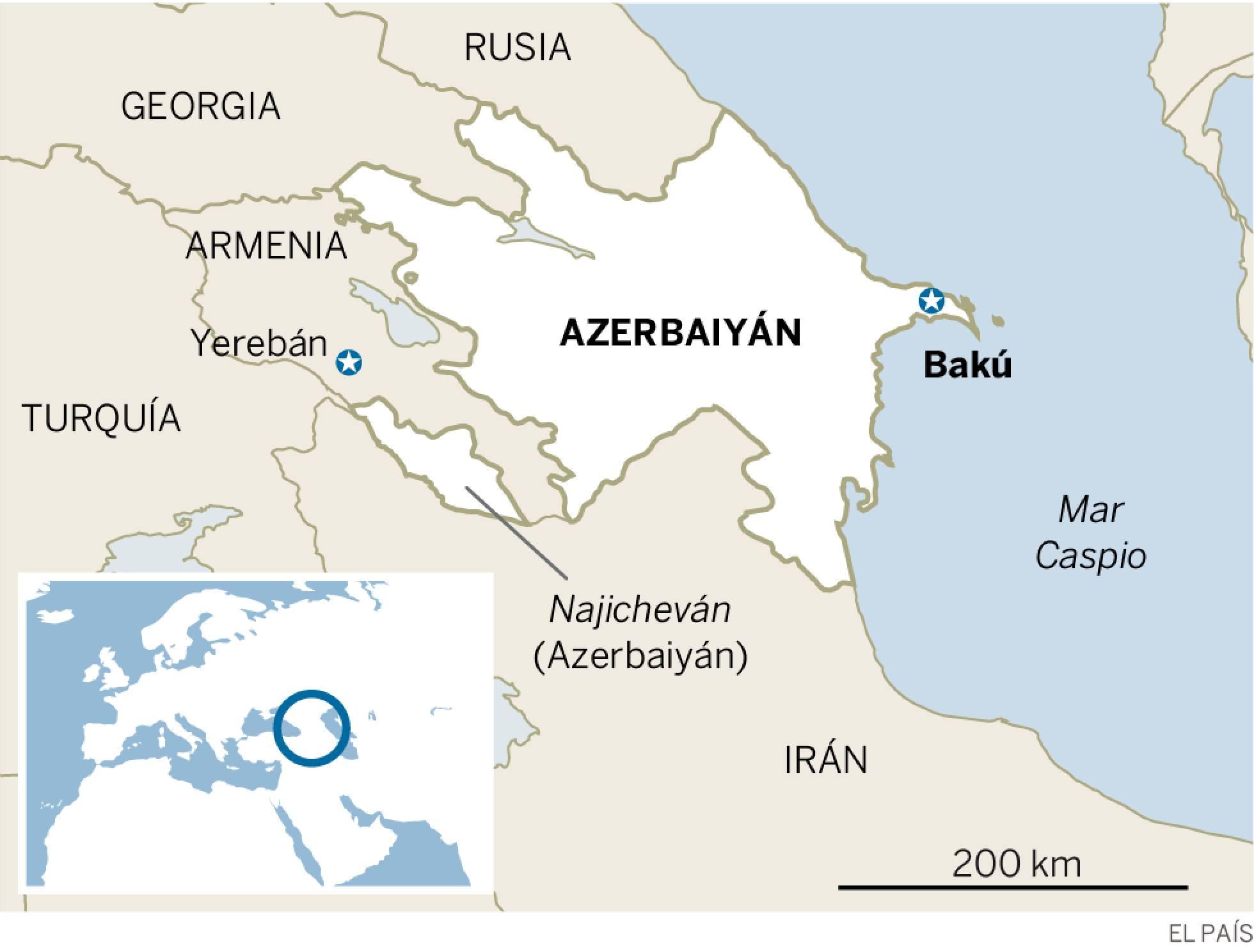 Azerbaiyán inaugura gasoducto y se ofrece para distribuir energía de los vecinos hacia la UE. 1466007046_189022_1466172047_sumario_normal_recorte1