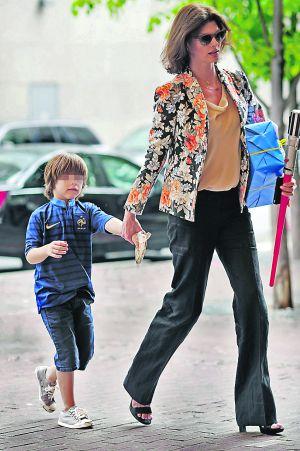 Linda Evangelista tiene un hijo con el marido de Salma Hayek 1337349323_837625_1337365076_sumario_normal