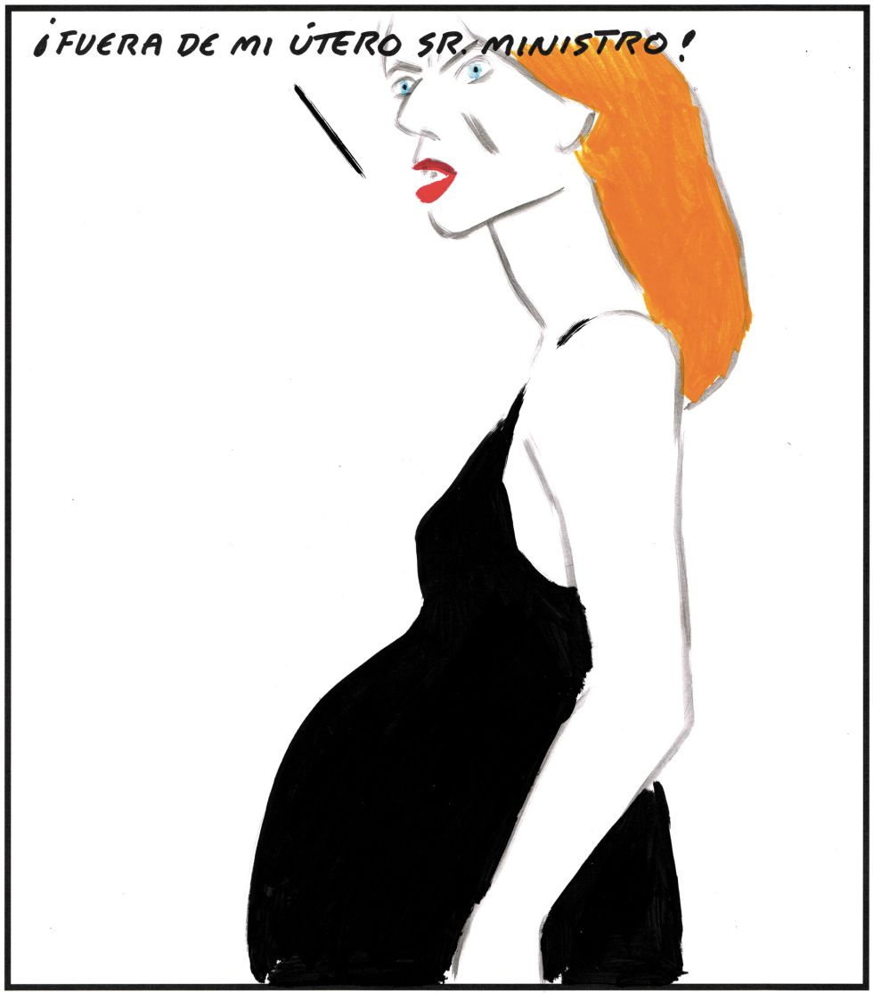 Leyes, aborto, natalidades y muertes de mujeres. 1367936148_526853_1367936269_noticia_normal