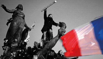 Charlie Hebdo... a favor del capitalismo, su democracia... y su negocio particular. 1452157136_719534_1452158720_portada_normal