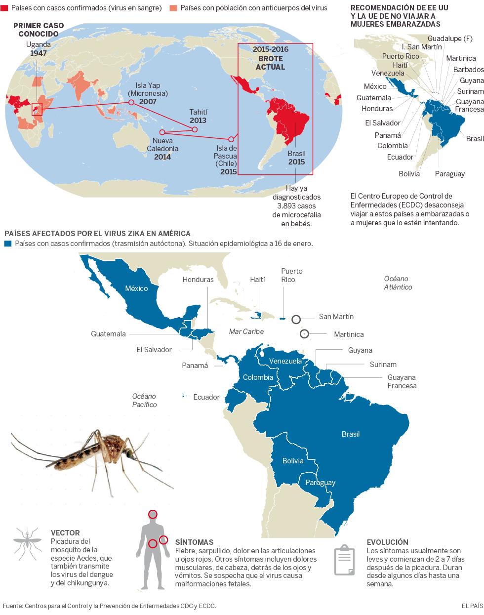 Virus Zika, patentes, plaguicidas, vacunas, microcefalias...  1453230712_478783_1453576097_noticia_normal