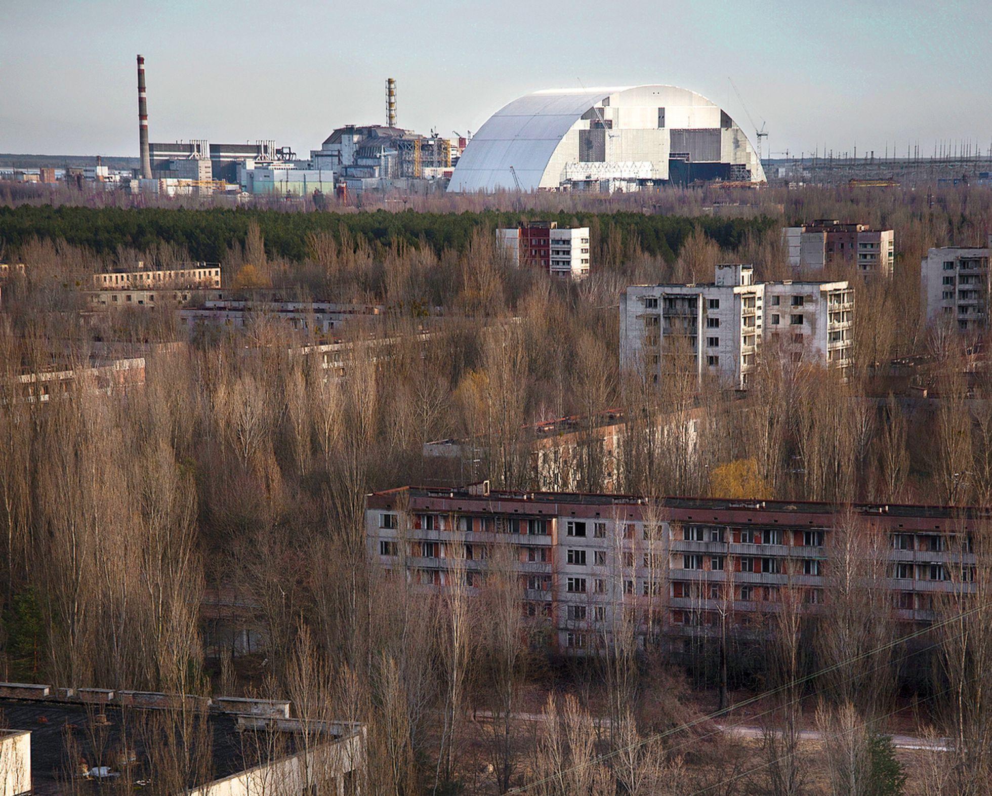 Chernóbil, radiactividad nuclear décadas después [infografía animada]. 1457722766_979859_1457725254_sumario_normal_recorte1