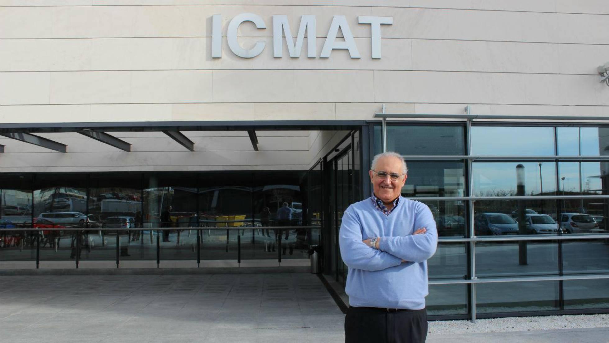 El Tribunal Superior de Justicia de Madrid obliga a readmitir al director del Instituto de Ciencias Matemáticas (ICMAT) del CSIC. 1494286952_473287_1494288141_noticia_normal_recorte1