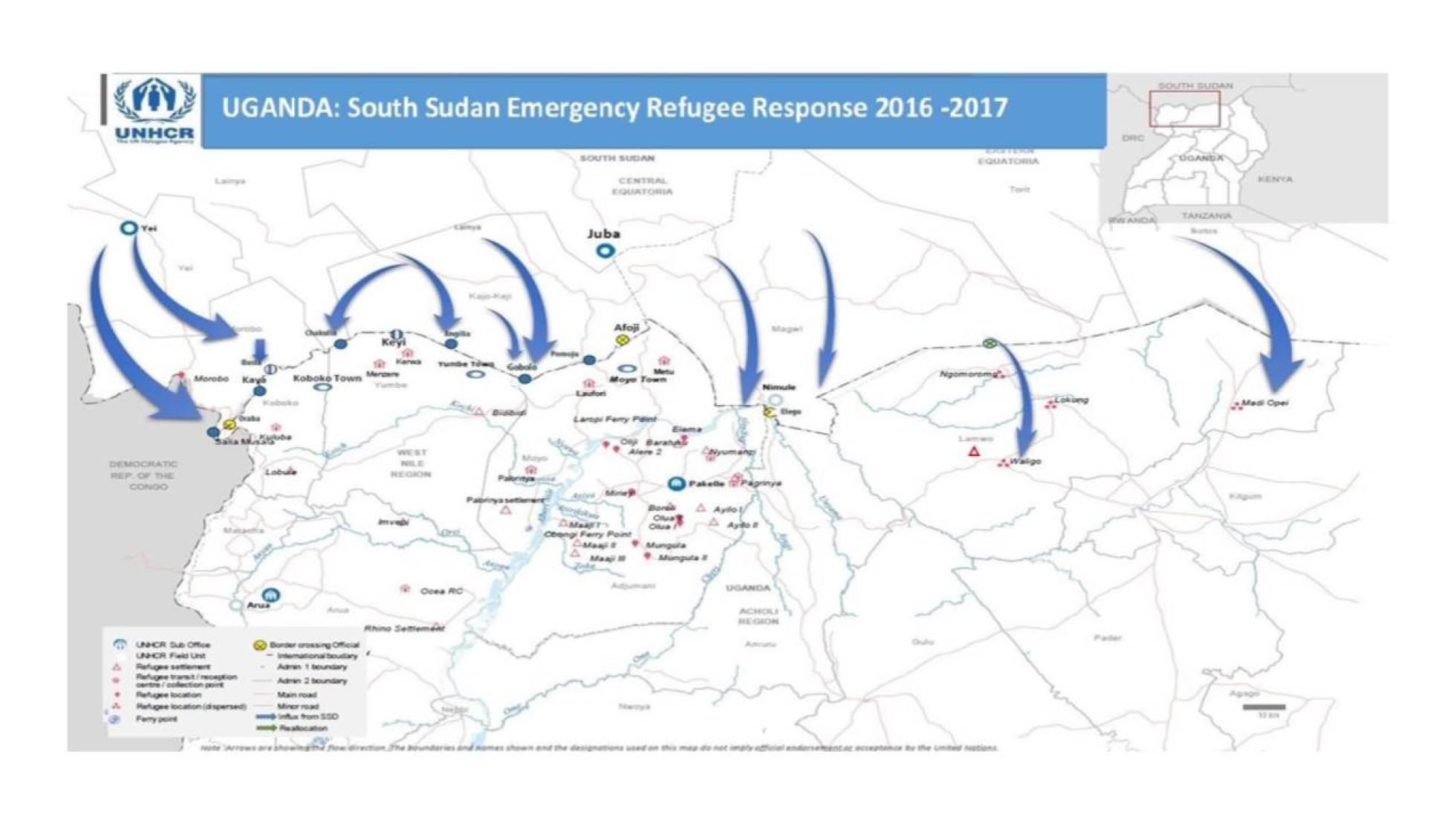 Sudán, Sudán del Sur. Militarismo, guerras, petróleo. - Página 5 1494878021_892109_1494880795_sumario_normal_recorte1