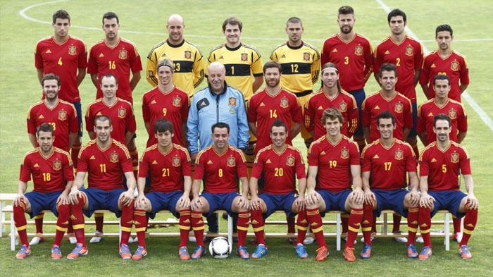 Hilo de la selección de España (selección española) Seleccion