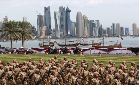 Mercenarios de la contrarrevolución, el Consejo de Cooperación del Golfo 1356534839_415099_1356535013_noticia_normal