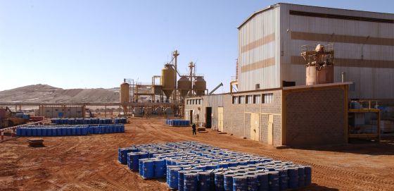 Níger: Fuerzas especiales de Francia protegen las minas de uranio. 1359039101_983020_1359041310_noticia_normal