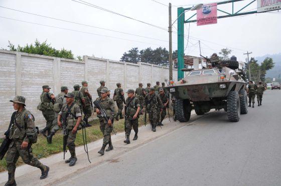 Guatemala. No sólo de militares se nutre la represión. Terratenientes industriales  asesinan. 1367968936_320919_1367969135_noticia_normal