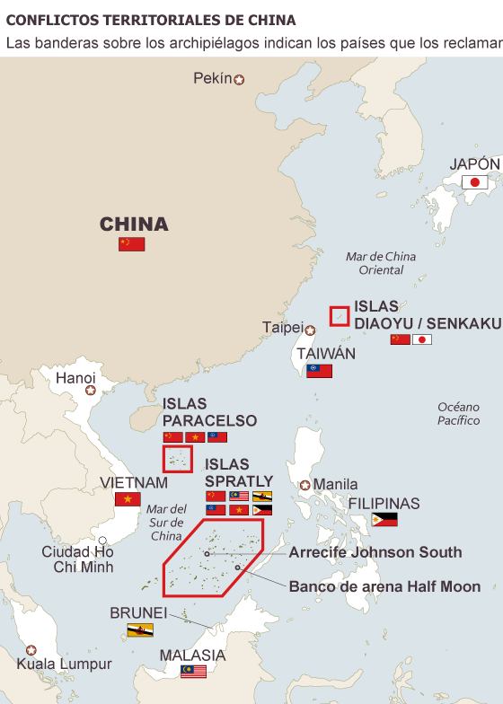 Mares de China: Petróleo, gas y archipiélagos. - Página 2 1400067901_041388_1400106022_sumario_normal