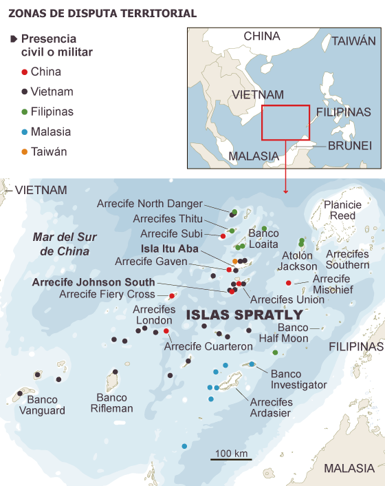 Mares de China: Petróleo, gas y archipiélagos. - Página 2 1400179565_549013_1400192158_sumario_normal