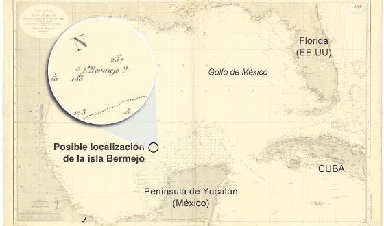Isla Bermeja - la isla borrada del mapa 1401302478_127591_1401302657_noticia_normal