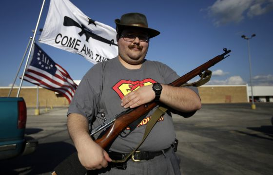 Sobre armas y matanzas civiles en el mundo. EEUU de nuevo a la cabeza. 1402088879_776184_1402089168_noticia_normal