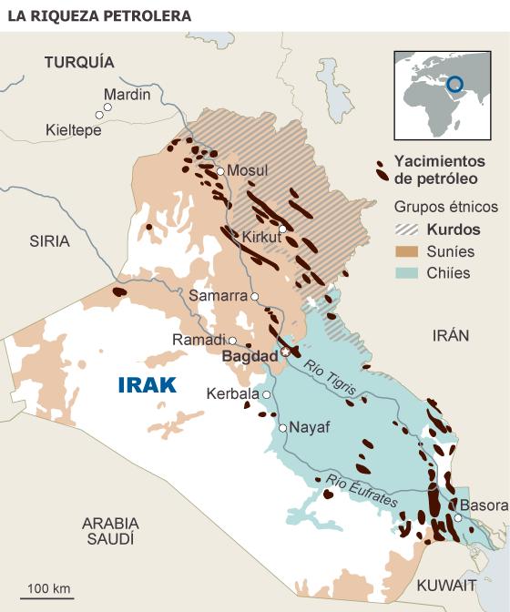 Irak: Crisis políticas, tensiones  sociales  y luchas militares interburguesas. - Página 3 1402765801_115263_1402770663_sumario_normal