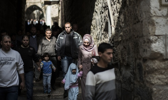 """Israel - Israel impulsa una ley del """"Estado judío"""" que margina a las minorías 1416860240_122671_1416860826_noticia_normal"""