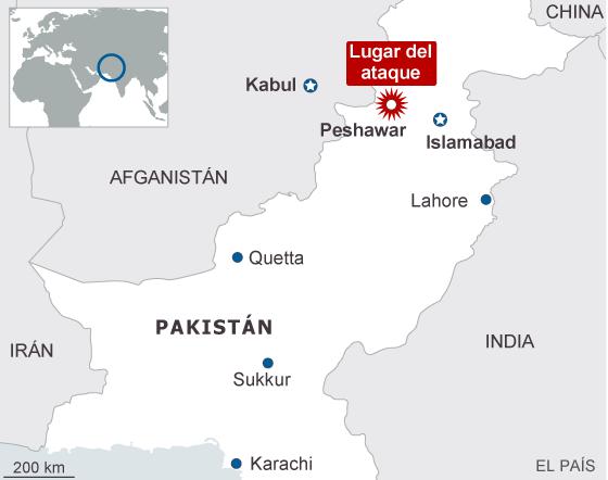 OPINIONES sobre los 132 escolares muertos en un ataque talibán en Pakistán. 1418716401_117631_1418733042_sumario_normal