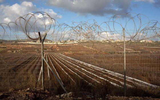 Israel - Israel abre fuego contra un puesto de control en el Líbano 1422526918_633966_1422527512_noticia_normal