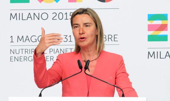 militar - La UE ultima su operación militar para frenar a las mafias en Libia 1431361853_707849_1431362495_noticia_normal