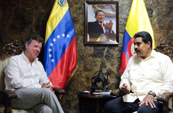 Colombia - Venezuela y Colombia se enredan en un conflicto marítimo 1434992960_047625_1434993163_noticia_normal