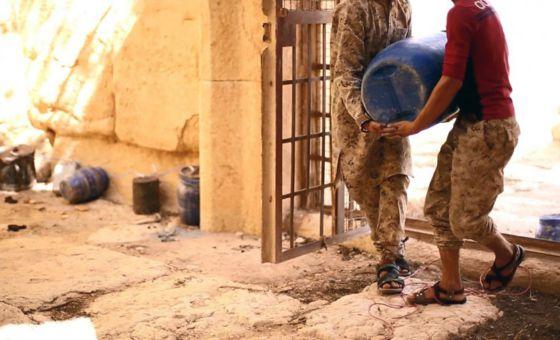 Los 'guerreros' sirios del arte 1441021992_380672_1441022793_noticia_normal