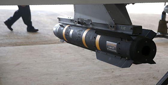 Un misil de EE UU enviado a España para unas maniobras terminó en Cuba 1452252480_096398_1452254297_noticia_normal