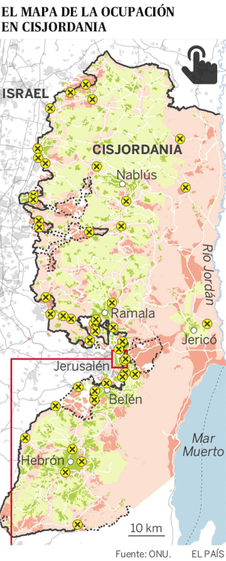 Palestina: Violencia ejercida por Israel en la ocupación. Respuestas y acciones militares palestinas. - Página 13 1464896302_288569_1464898646_sumario_normal_recorte1