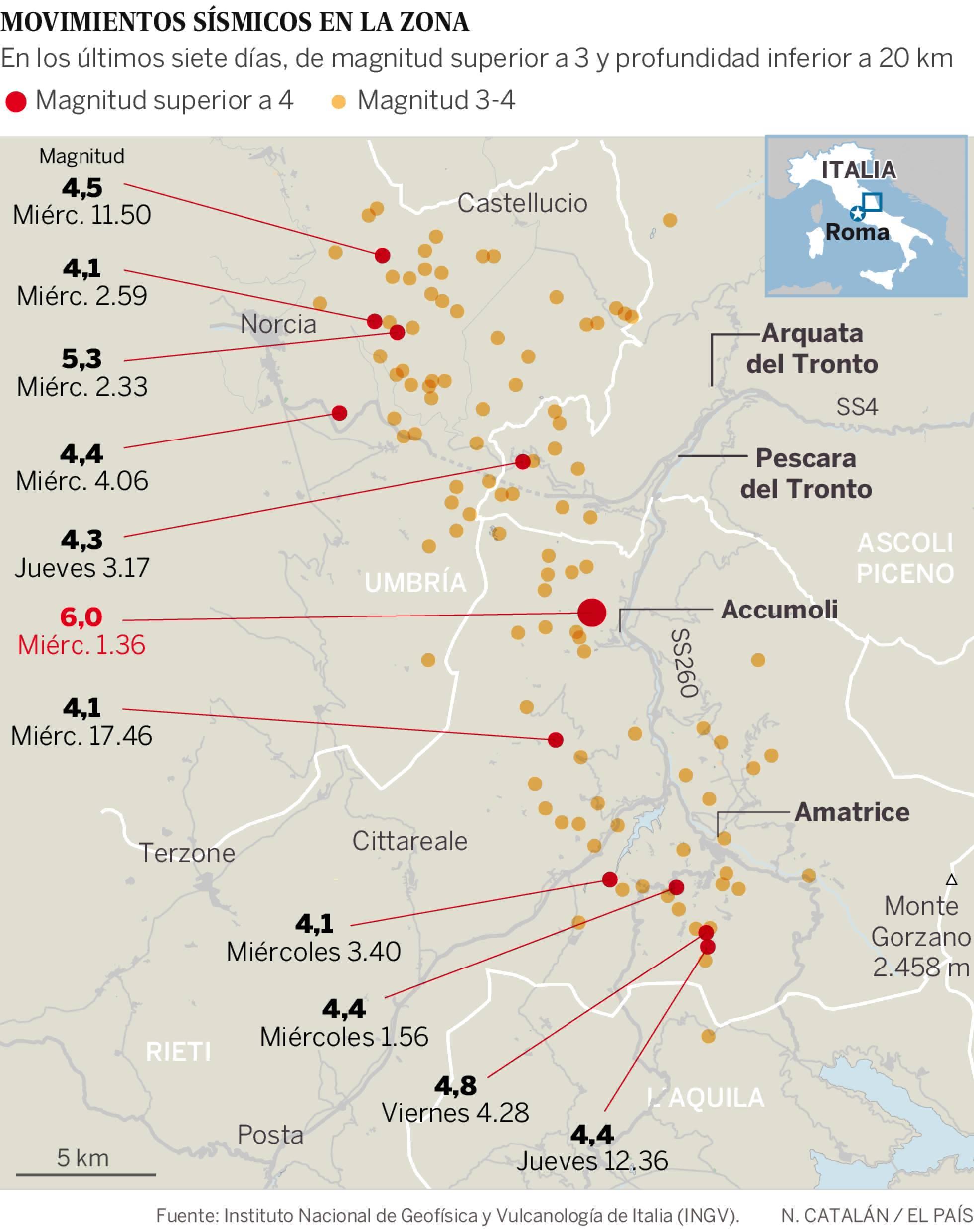 Muertes obreras en el seísmo en Italia 1472322893_129289_1472325853_sumario_normal_recorte1