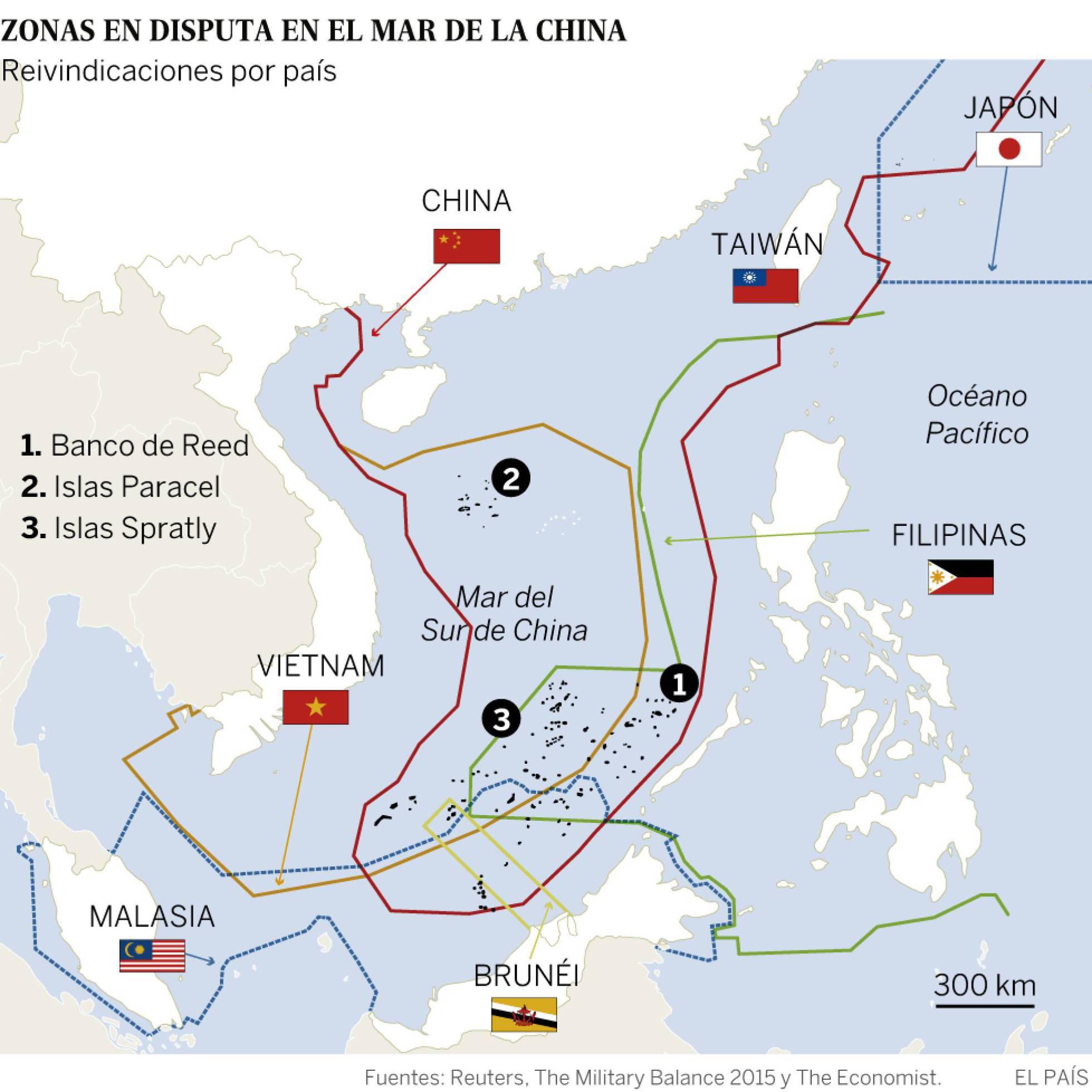Islas en conflicto en Sudasia- Spratley,Paracel - conflictos, documentacion, acuerdos y articulos  -Ahora administradas desde la Isla de Hainan, China Abr 2020  - Página 3 1495674532_375608_1495675358_sumario_normal_recorte1
