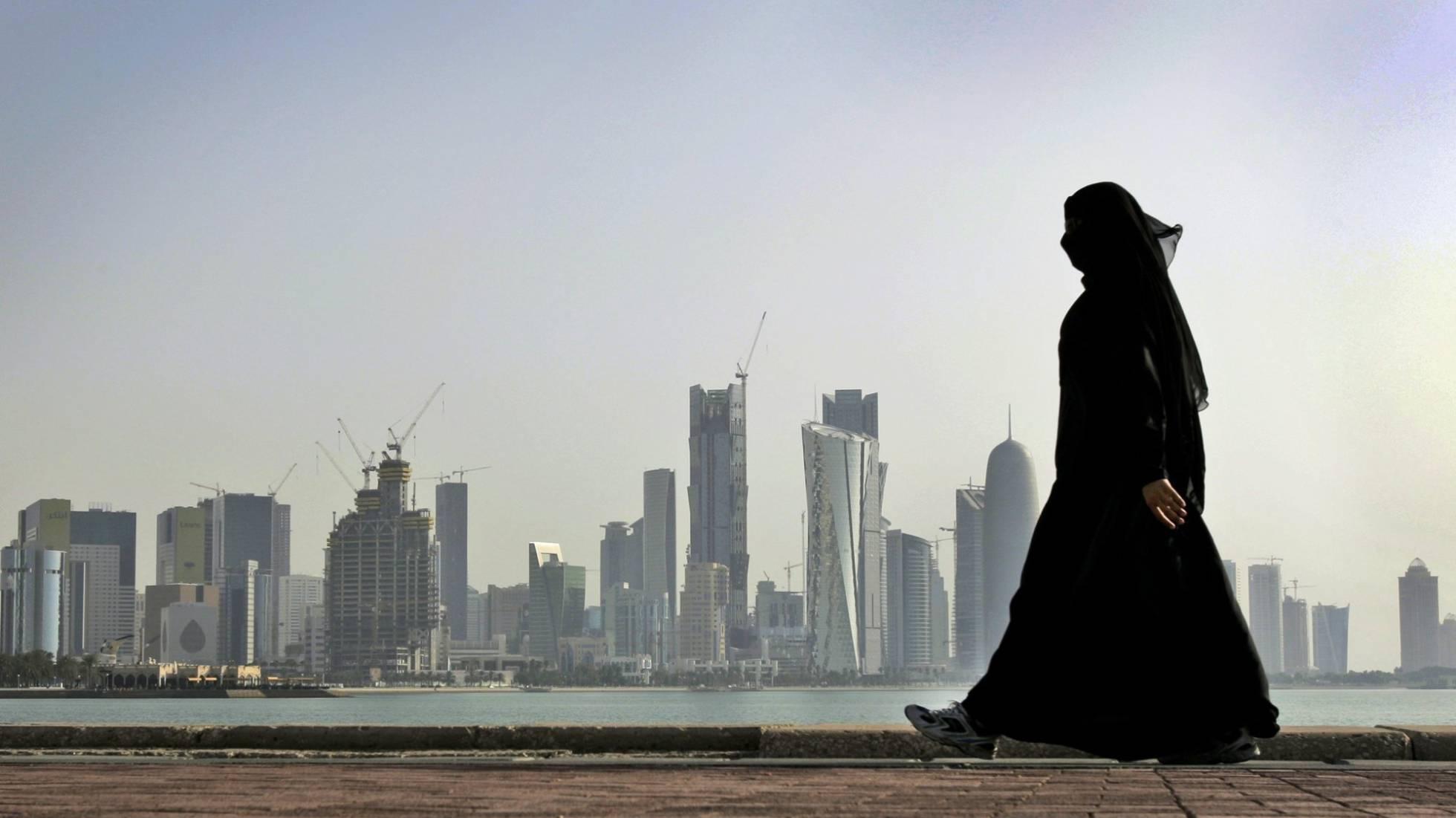Arabia Saudita, Egipto, Bahréin y Emiratos Árabes Unidos cortaron relaciones diplomáticas con Qatar 1496683078_871556_1496684170_noticia_normal_recorte1