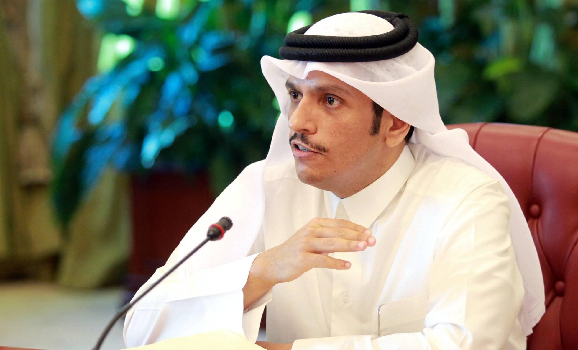 Arabia Saudita, Egipto, Bahréin y Emiratos Árabes Unidos cortaron relaciones diplomáticas con Qatar 1496944449_125672_1496945773_noticia_normal_recorte1